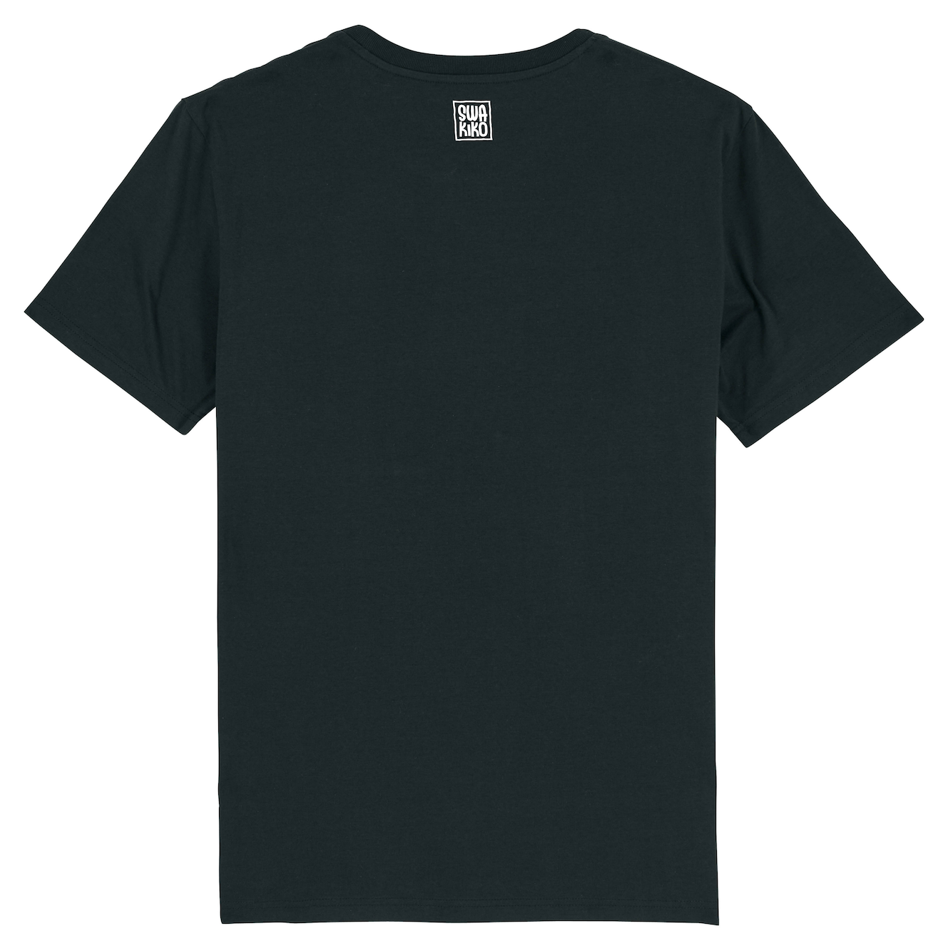 SWAKiKO Surf T-shirt black, logo