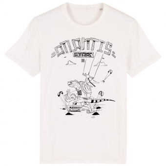 Bonaire Kite T-shirt white men