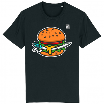 Surfburger T-shirt men
