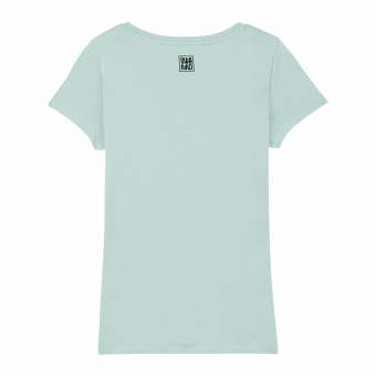 Surf T-shirt women, Recycle
